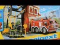 Rescue Fire Truck & Tower / Remiza Strażacka - Imaginext - Fisher Price - W8572 - Recenzja