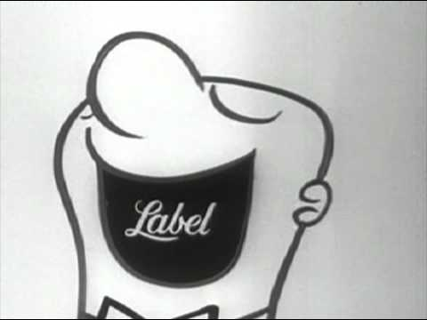 Black Label Beer Commercial (1950s)