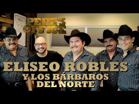 ELISEO ROBLES, LA VOZ DE TRAGOS AMARGOS - Pepe's Office - Thumbnail