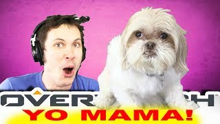 OverWATCH YO MAMA (w/ Tobuscus and Gryphon) #6
