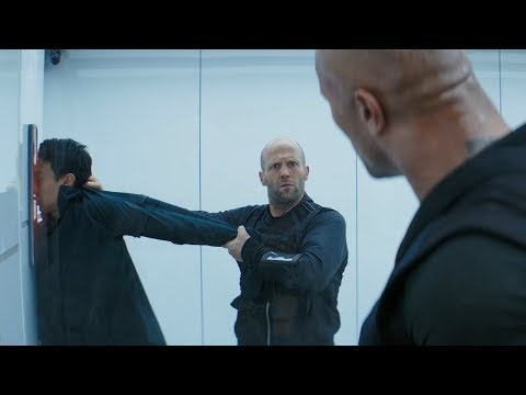 "Fast & Furious: Hobbs and Shaw | ""Access Denied"" Fight Scene 