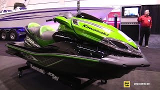 8. 2015 Kawasaki Jet Ski Ultra 310 LX - Walkaround - 2015 Toronto Boat Show