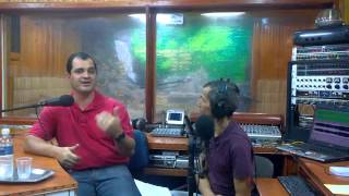 Pedrinho No Radio ENTREVISTA Elvécio Zequeto