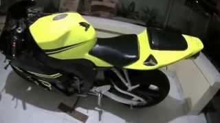 8. 2005 Honda CBR1000RR Fireblade (Indonesia)