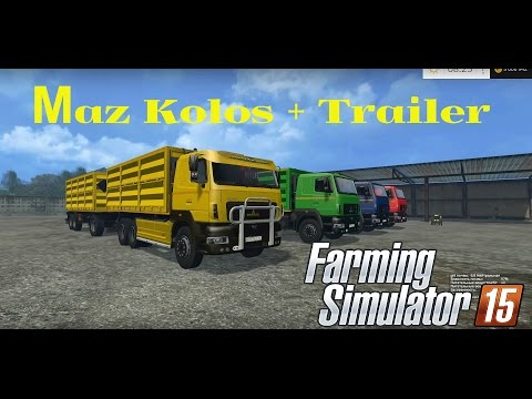 Maz Kolos + Trailer Edit