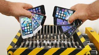 SHREDDING ALL IPHONES EVER MADE!!!