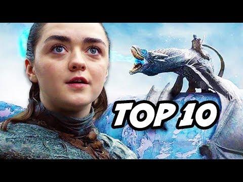 Game Of Thrones Season 8 Episode 3 TOP 10 Q&A