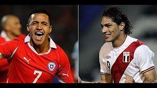 Perú vs. Chile: el duelo de hoy en valor de mercado