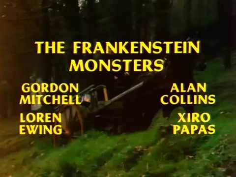 Frankenstein The Movie (1974) - Boris Lugosi | Full Movie