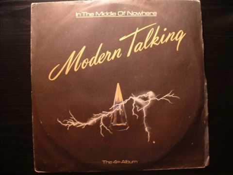 MODERN TALKING - Stranded In The Middle Of Nowhere (A)