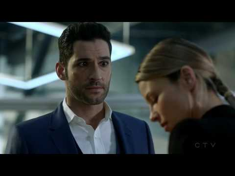 Lucifer 2x14  Chloe Tells Lucifer They are Just Friends Season 2 Episode 14