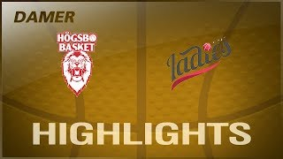 Highlights: Högsbo – Visby Ladies
