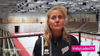 Intervju med Marie Söderberg inför Ladies – Dolphins