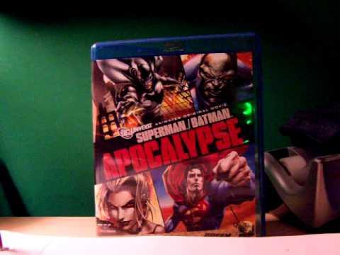 Movie Review of Superman/Batman Apocalypse
