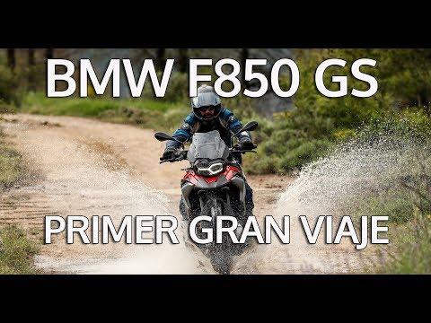 BMW F850 GS | Primera prueba y primer gran viaje
