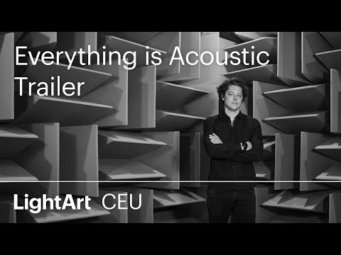Everything Is Acoustic CEU Trailer