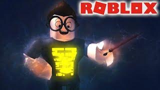 HARRY-KEAN? - Roblox Magic Simulator Ep 1