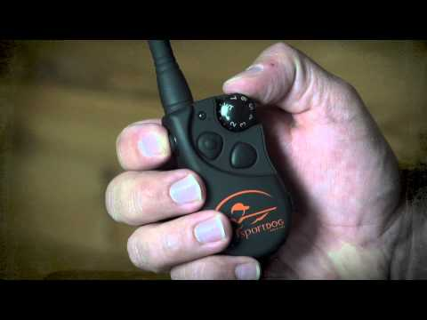 Changing the ID on Your SportDOG E-Collar System