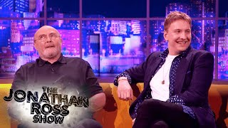Video Phil Collins Takes The Drum Quiz - The Jonathan Ross Show download in MP3, 3GP, MP4, WEBM, AVI, FLV January 2017