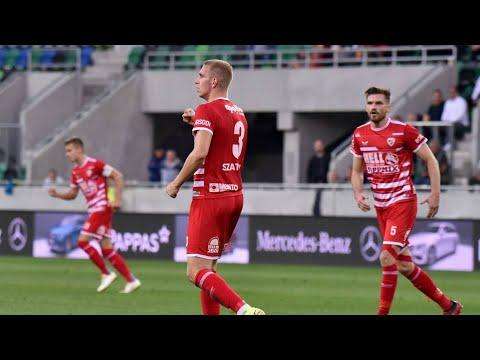Szatmári Csaba gólja (Szeged - DVTK, 11. forduló)