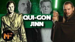 Video The Entire Life of Qui-Gon Jinn Explained (Star Wars) MP3, 3GP, MP4, WEBM, AVI, FLV Maret 2019
