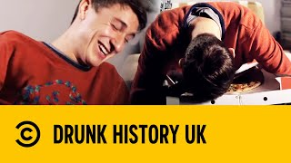 Drunk History | Tom Rosenthal & The Great Fire (Part 1)