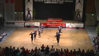 Shaking Baloos - Deutsche Meisterschaft 2013