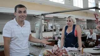 Не пи#ди мне тут, – продавцы мясного павильона в Николаеве напали на журналистов