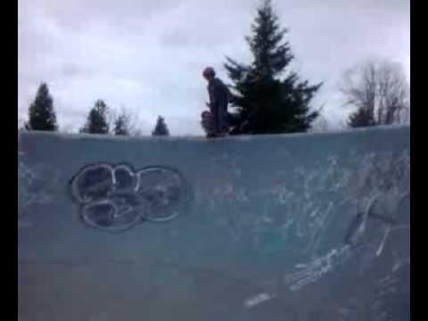 Skate Park, Silverdale, WA --