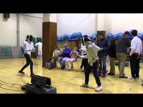 Esgrima Juegos Deportivos Espada (3)