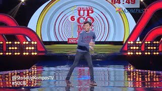 Video Fajar: Lirik Dangdut Menjerumuskan (SUCI 6 Show 11) MP3, 3GP, MP4, WEBM, AVI, FLV Mei 2018