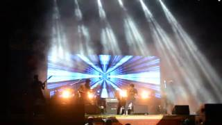 Nightmare  Diabolical Damage Live at IIT Kanpur Synchronicity 2015