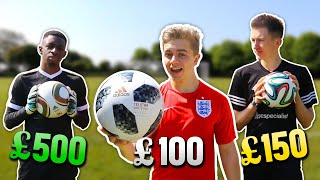 Video £500 Jabulani v £150 Brazuca v £100 Telstar | World Cup Ball Battle MP3, 3GP, MP4, WEBM, AVI, FLV Agustus 2019