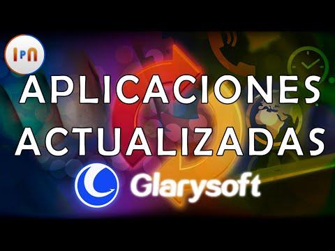 Glarysoft Software Update review en ESPAÃ'OL
