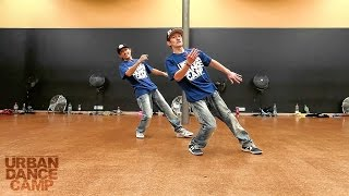 Scream - Usher / Hilty & Bosch Showcase Locking & Popping / 310XT Films / URBAN DANCE CAMP