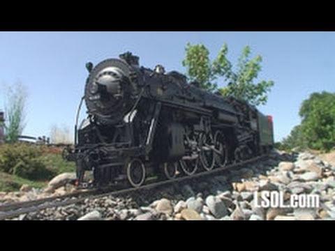 Garden Trains – USA Trains J1e Hudson 4-6-4
