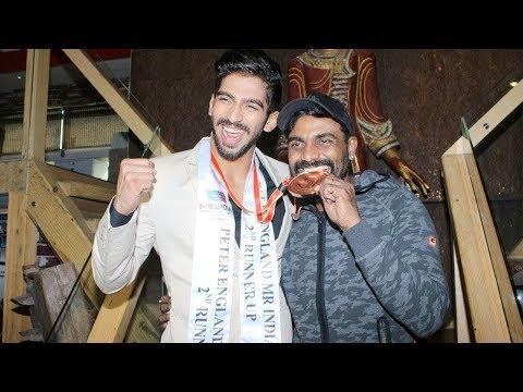 Remo D'souza & Mr India 2nd Runner Up Pavan Rao's