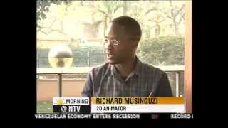 Everyday Life: Richard Musinguzi, The Creator Of Katoto.
