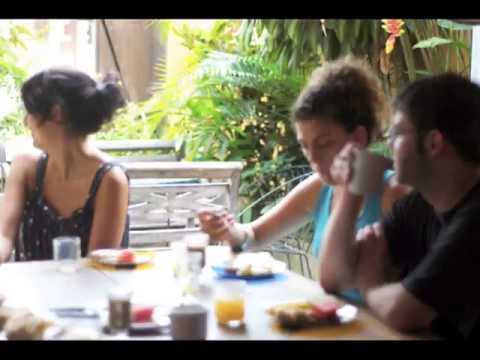 Video Chill Inn Paraty Hostel & Pousadasta
