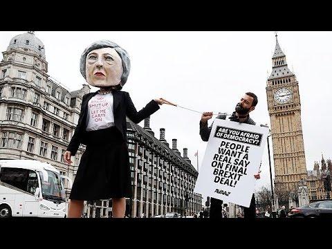 Τι λένε οι Βρετανοί για το Brexit
