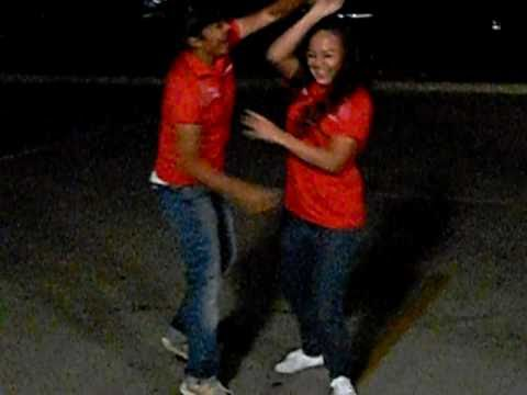 UHV soccer Highlights dancing