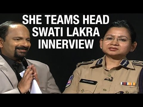 Exclusive interview with Swati Lakra IPS  V6 Innerview