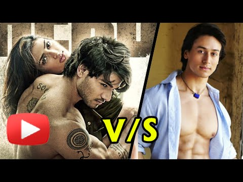 Tiger Shroff Scared of Competition from Sooraj Pan