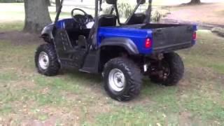 10. Trademe Auction Video, Yamaha Rhino 2009 $6,990, 32,169 km