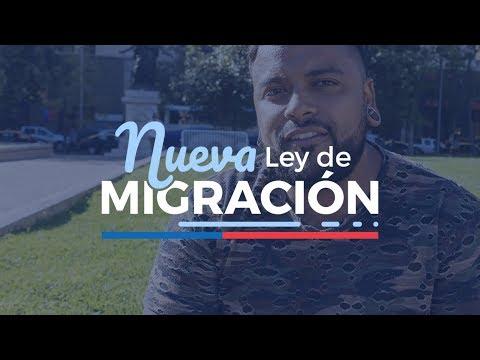 Nueva Ley de Migración