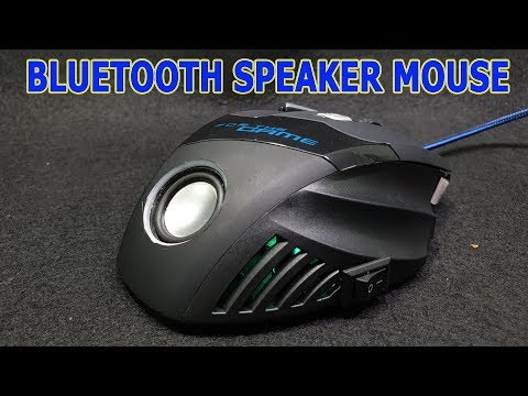 Building Bluetooth Speaker Mouse Simple at home