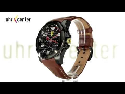 Ferrari Scuderia 0830029 Chronograph Herren-Armbanduhr