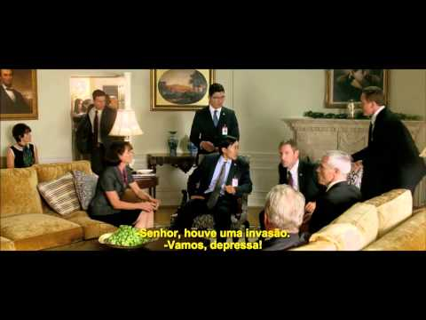 Invasão à Casa Branca - Trailer