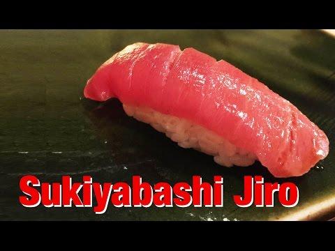 Sukiyabashi Jiro - worlds best sushi?