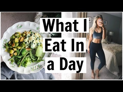 What I Eat in a Day | Staying FULL During a Calorie Deficit